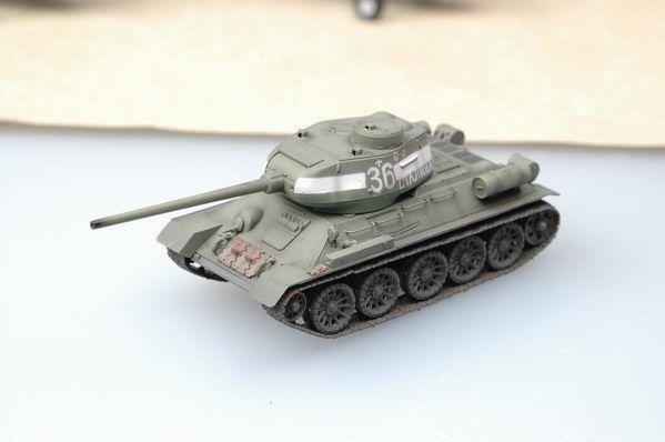 Easy Model T-34/85 Model Russian Army