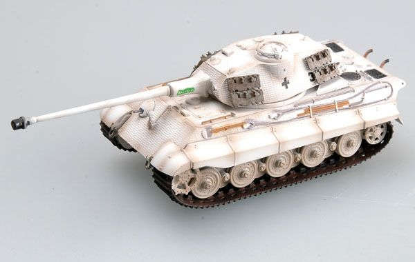 Easy Model Tiger II (Porsche turret) Schwere Pz.Abt.503