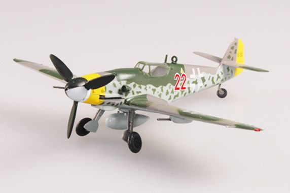 Easy Model BF-109G-10 1945 Germany