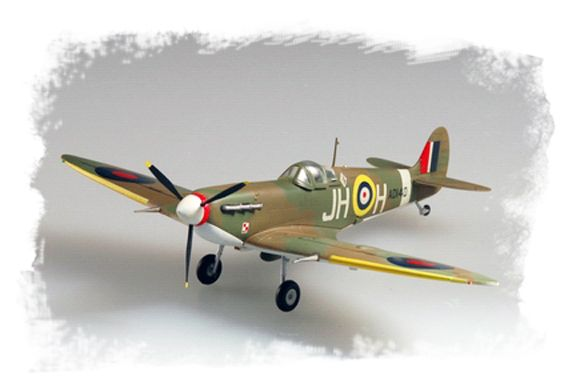 Easy Model Spitfire Mk V RAF 317 Sqn 1941