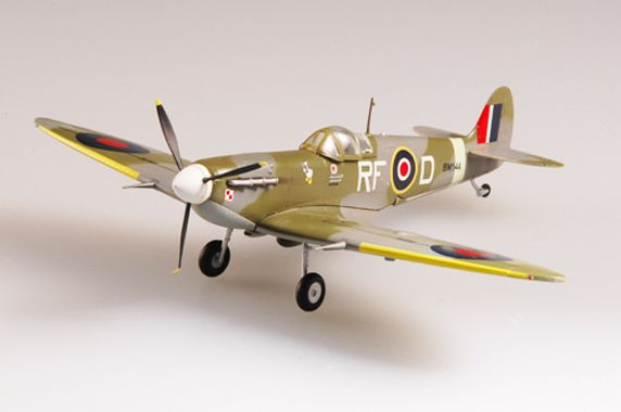 Easy Model Spitfire Mk VB RAF 303 Sqn 1942