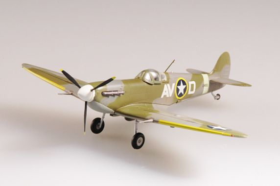 Easy Model Spitfire Mk VB USAF 4FG 1942
