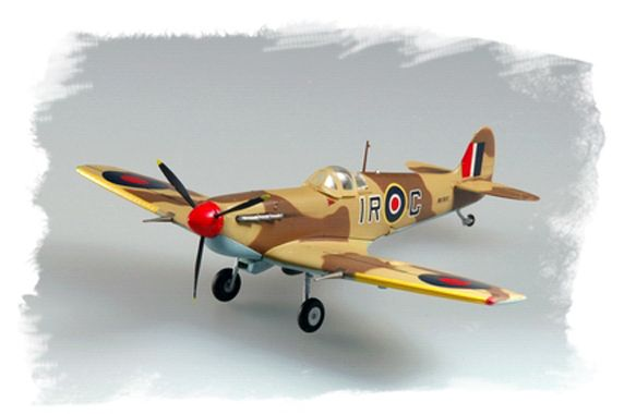 Easy Model Spitfire RAF 224th Wing 1943