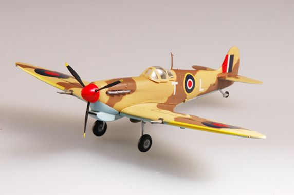 Easy Model Spitfire Mk VB/TROP RAF Sqn1942