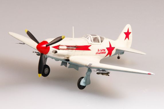 Easy Model Mig-3 12th IAP Moscow 1942