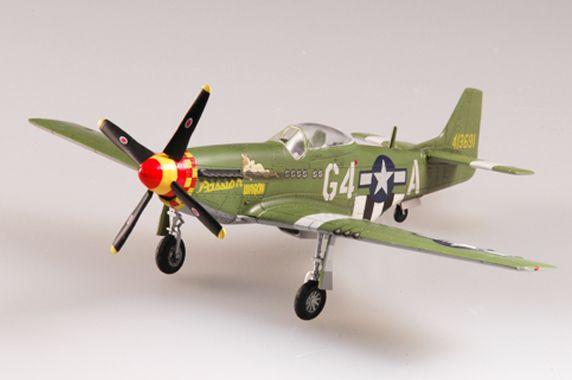 Easy Model P-51D 362FS,357FG,1944