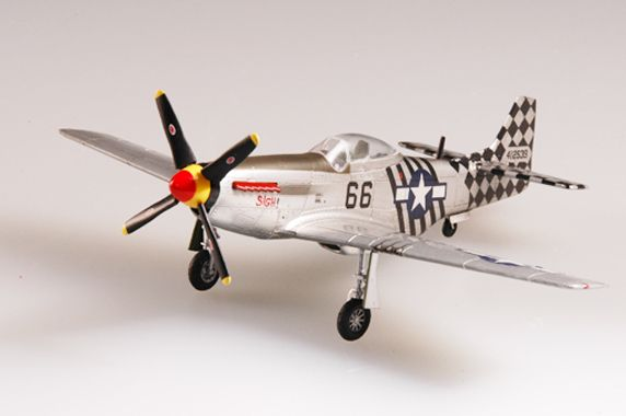 Easy Model P-51K 6ACA 1ACG India 1945