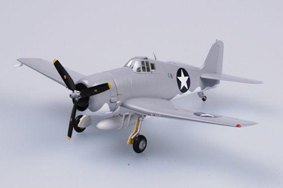 Easy Model F6F VF-4 1942 Australian