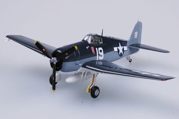 Easy Model F6F-5 VF-6 USS INTREPID 1944