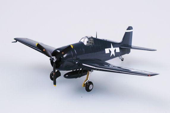 Easy Model F6F-5 CVG-15 USS ESSEX 1944