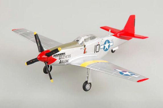 Easy Model P-51D Mustang