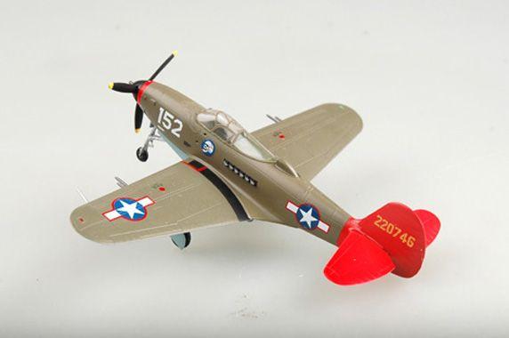Easy Model P-39Q Aircobra