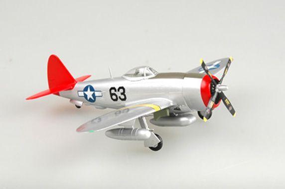 Easy Model P-47D Thunderbolt