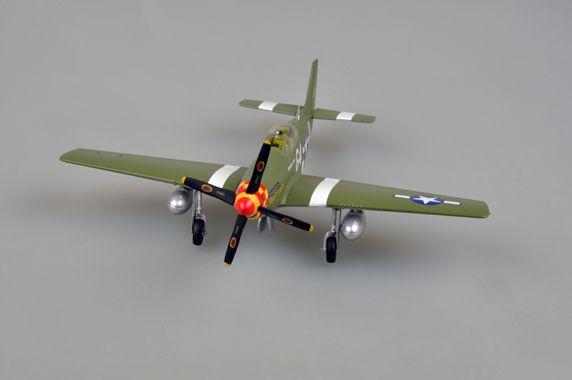 Easy Model P-51D 362FS,357FG,Arval J.Roberson 1944