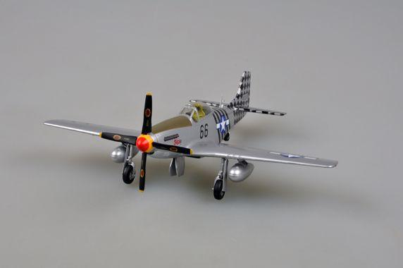Easy Model P-51K 6 Air Commando Aquadron 1ACG India 1945