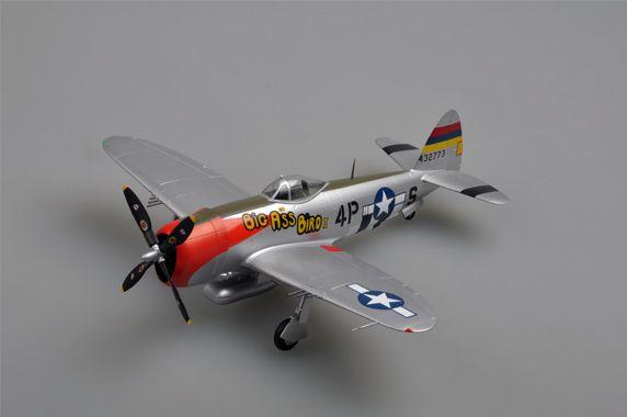 Easy Model P-47D 531FS,406FG