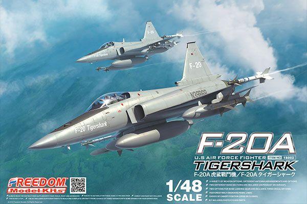Freedom F-20A Tiger Shark
