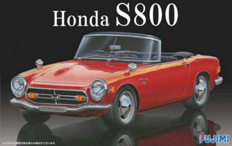 Fujimi Honda S800