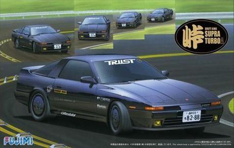 Fujimi Toyota Supra Turbo A
