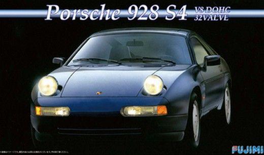 Fujimi Porsche 928 S4 V8