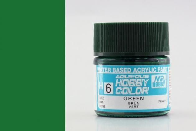 Hobby Color H6 Green (fényes)