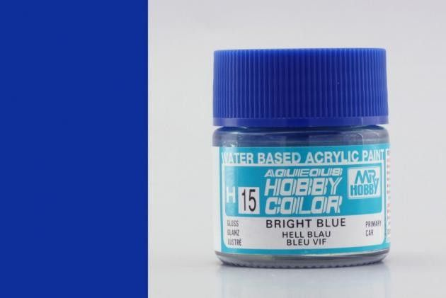 Hobby Color H15 Bright Blue (fényes)