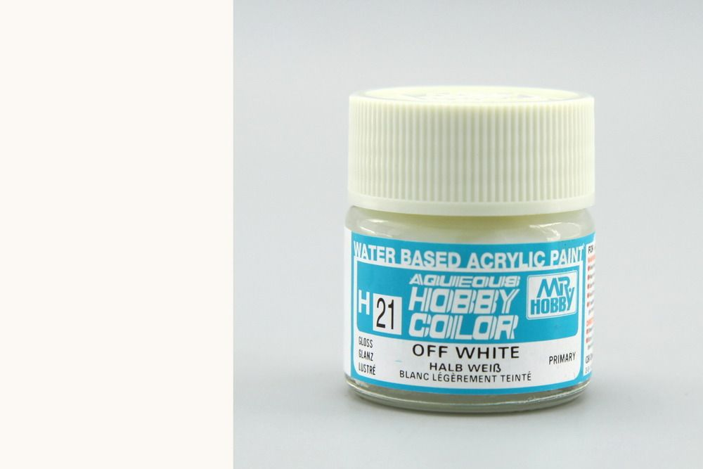 Mr Hobby Aqueous Color - Off White (fényes)