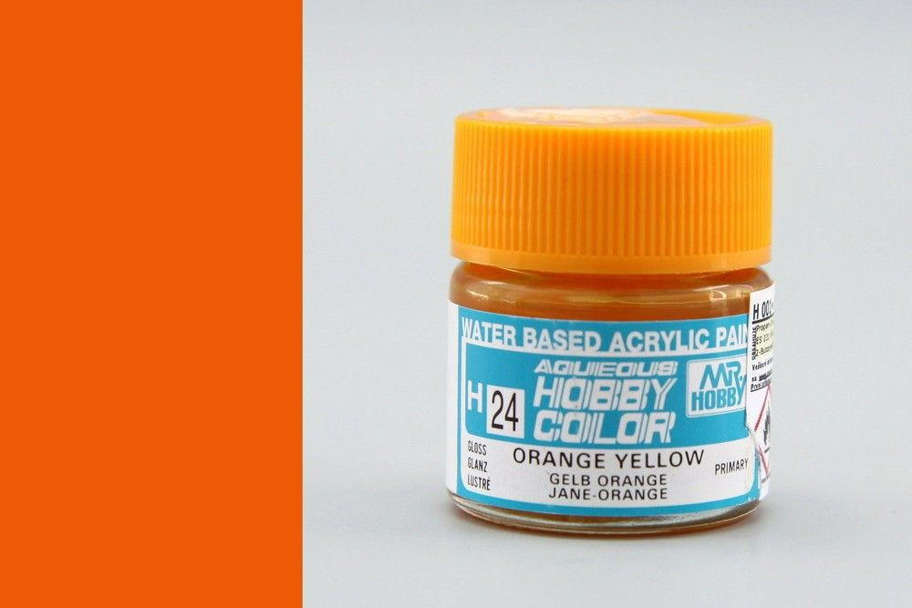 Hobby Color H24 Orange yellow