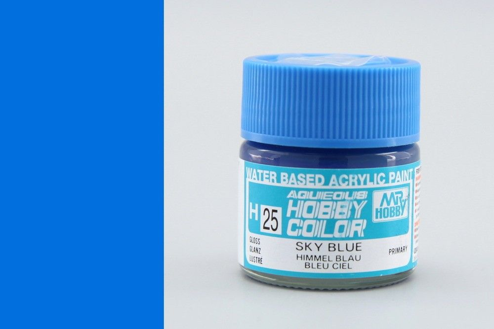 Hobby Color H25 Sky blue (fényes)