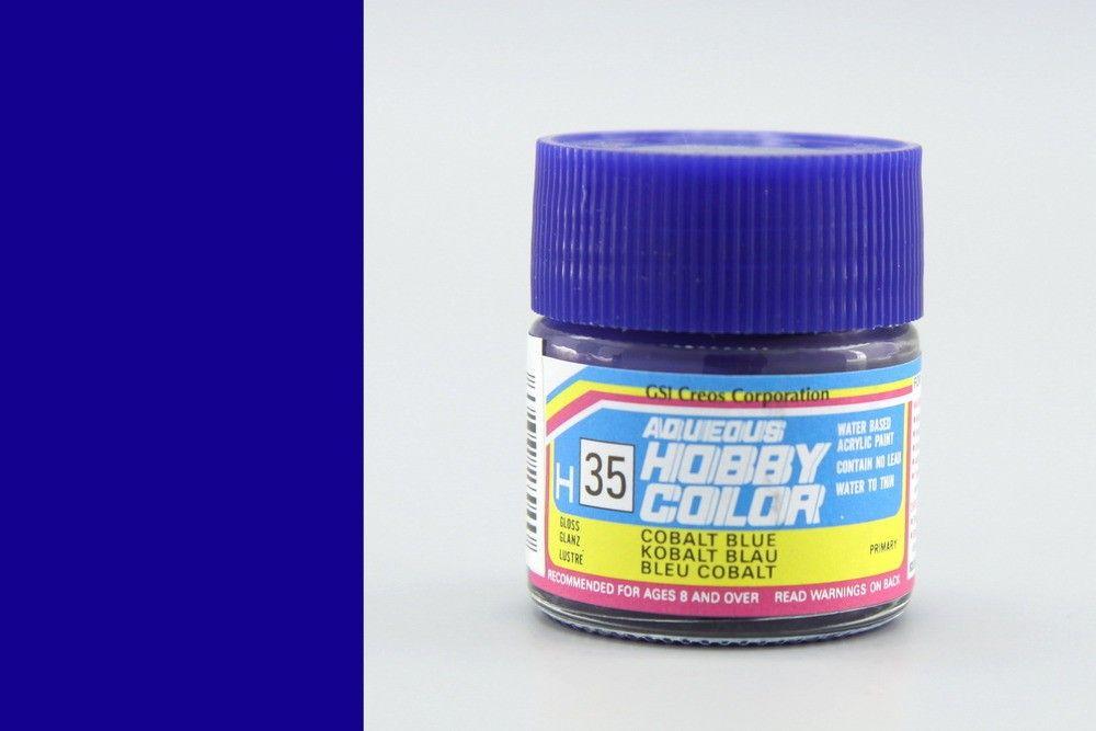 Hobby Color H35 Cobalt Blue (fényes)