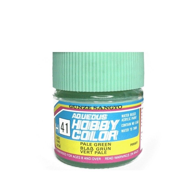 Hobby Color H41 Pale green (fényes)
