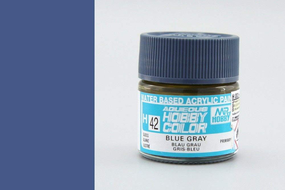 Hobby Color H42 Blue gray (fényes)