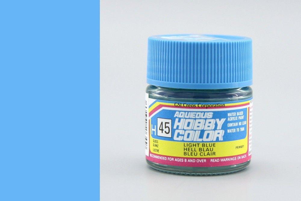 Hobby Color H45 Light blue (fényes)