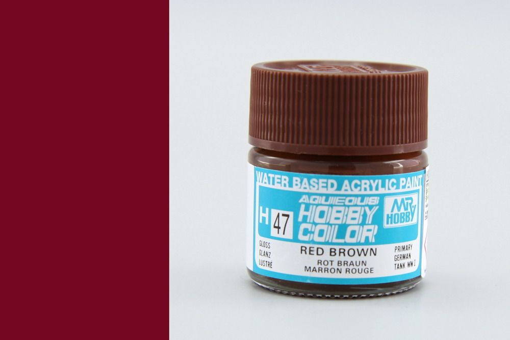 Hobby Color H47 Red Brown (fényes)