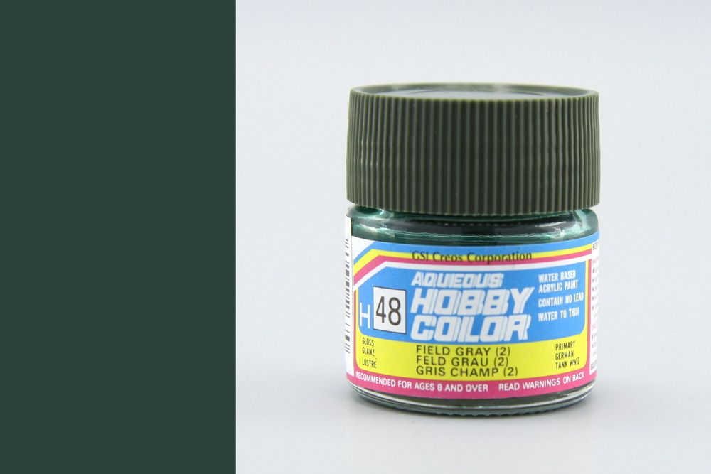 Mr Hobby Aqueous Color - Field Gray 2. (fényes)