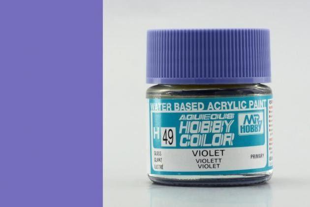 Hobby Color H49 Violet (fényes)