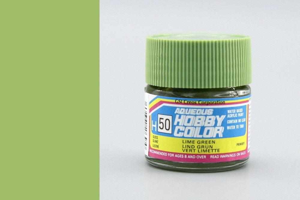 Hobby Color H50 Lime Green (Gloss)