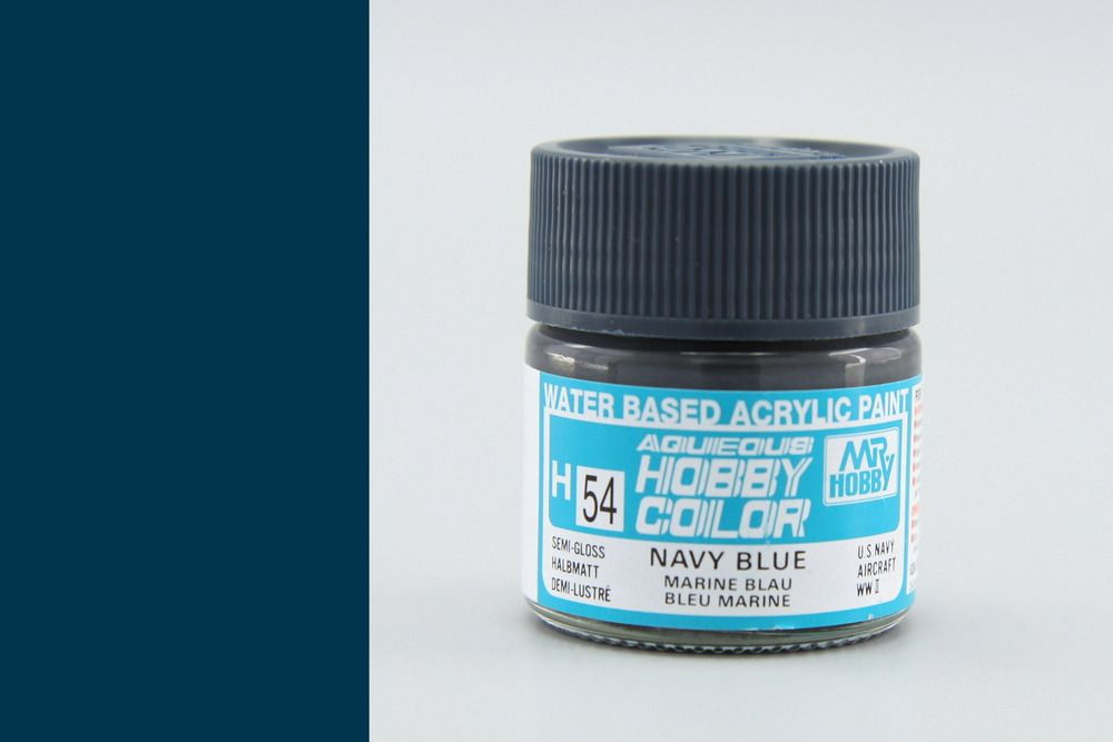 Hobby Color H54 Navy blue (félfényes) - US Aircraft WWII