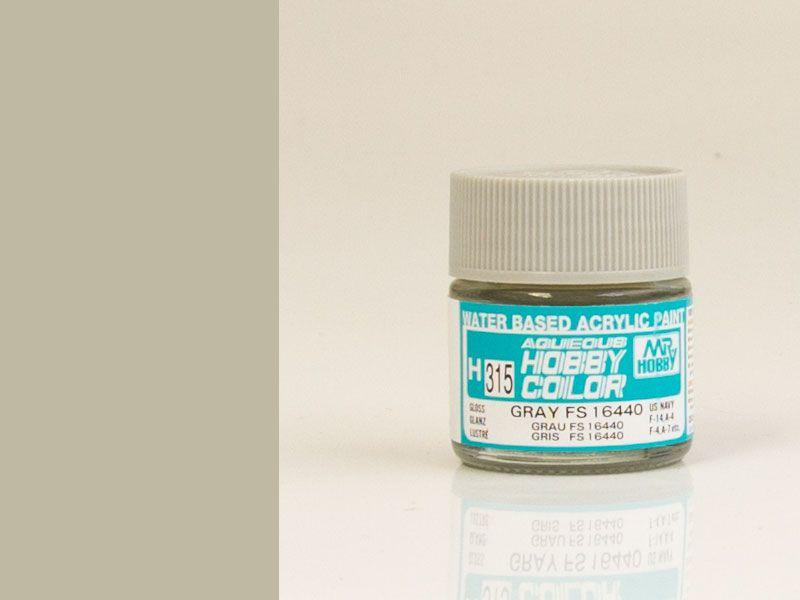 Mr Hobby Aqueous Color - Gray FS16440 (fényes)