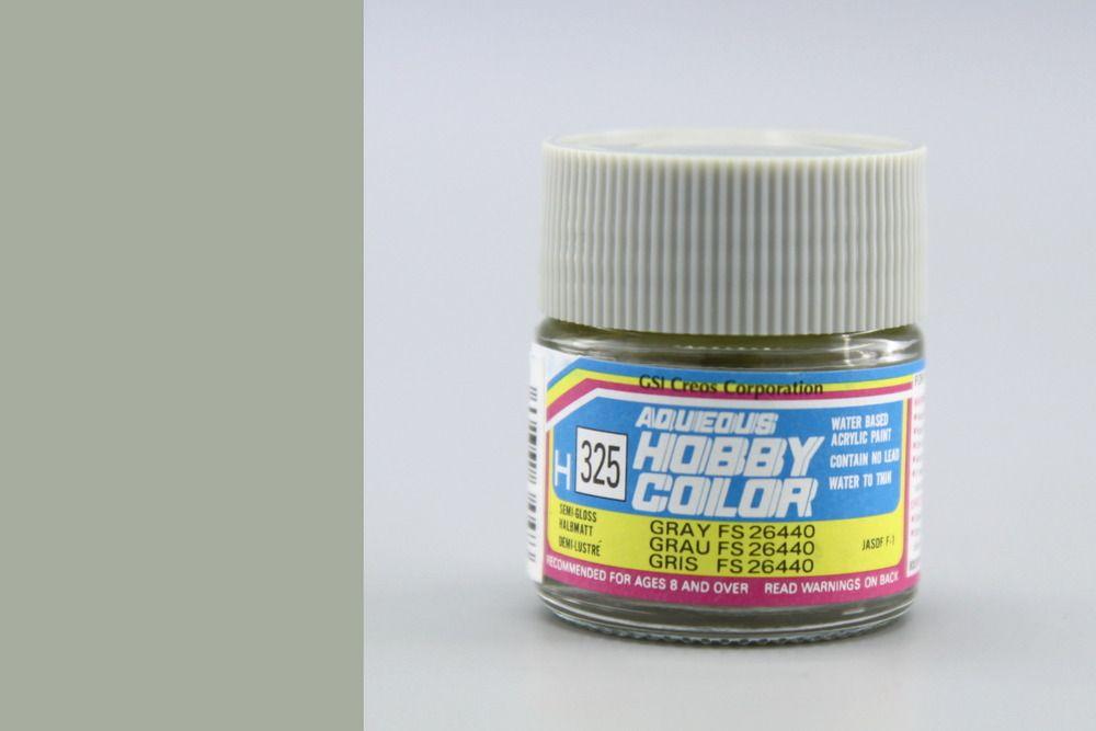 Mr Hobby Aqueous Color - Gray FS26440 (selyemmatt)