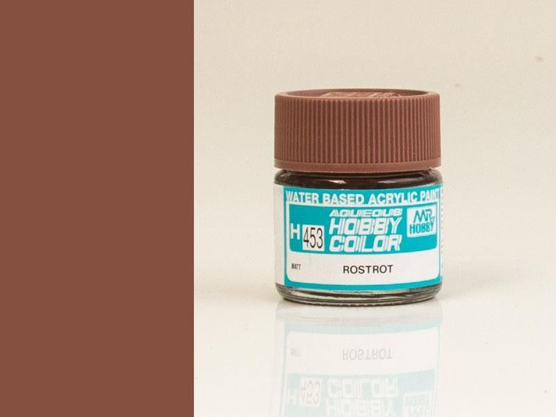 Hobby Color H453 Rust red