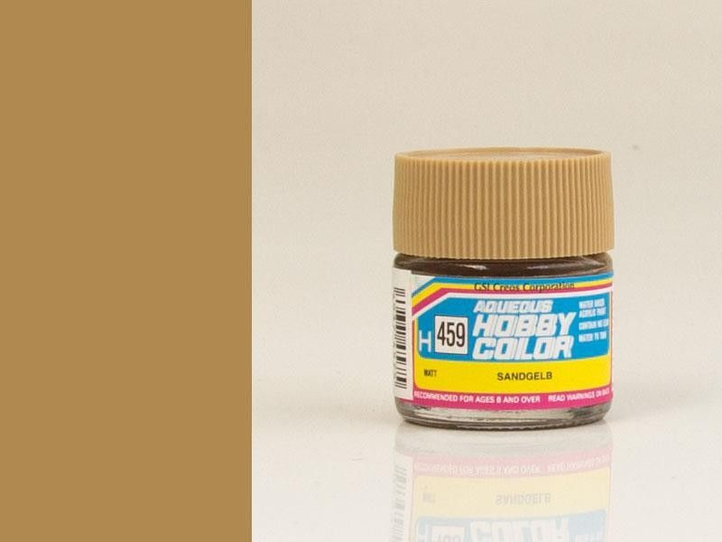 Hobby Color H459 Sand yellow