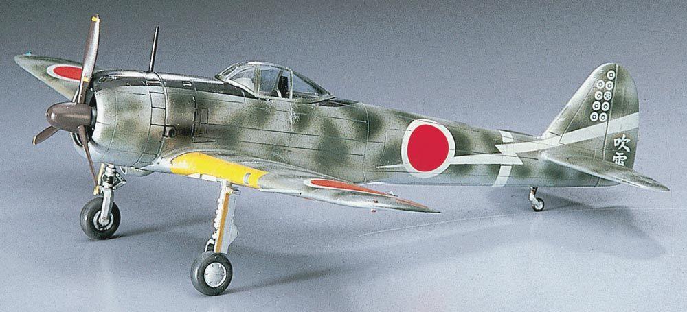 Hasegawa Nakajimi Ki43-II Hayabusa (Oscar)