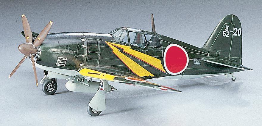 Hasegawa Mitsubishi J2M3 Raiden (Jack)