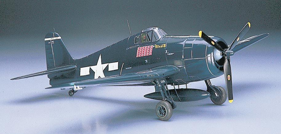 Hasegawa F6F-3/5 Hellcat