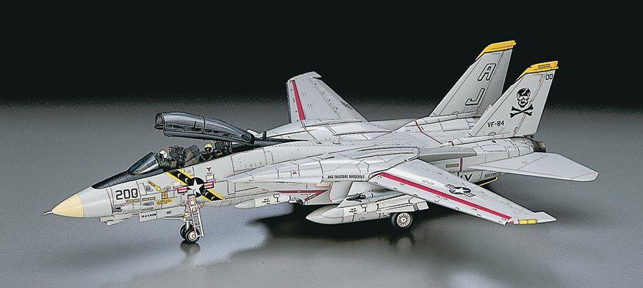 Hasegawa F-14A Tomcat Atlantic Fleet Squadron