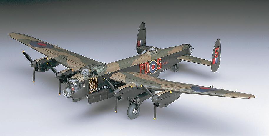 Hasegawa Lancaster B MK.I/MkIII