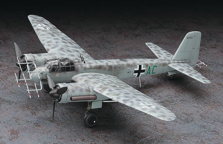 Hasegawa Junkers Ju88G-6 Nachtjager