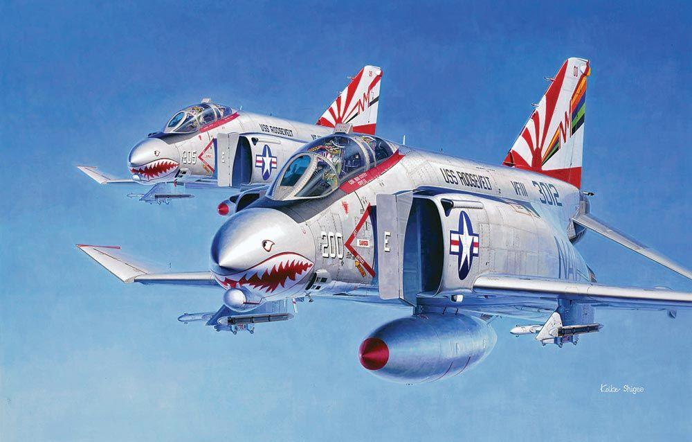 Hasegawa F-4B/N Phantom II