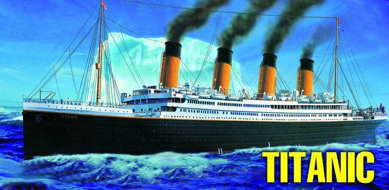Hobby Boss R.M.S. Titanic (Renew)
